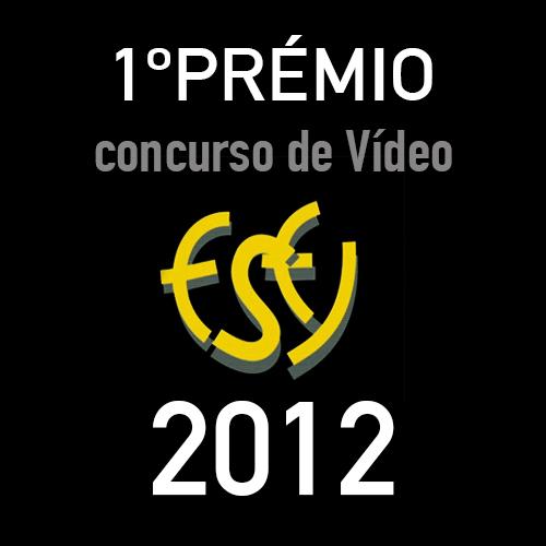 1º Prémio 8º concurso de vídeo 2012